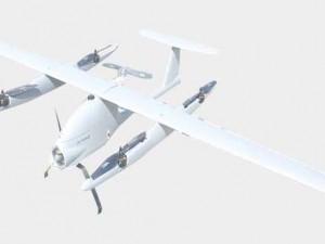 天星一号测绘无人机固定翼无人机垂