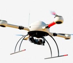 德国md4-1000多旋翼无人机垂直起降测绘无人机