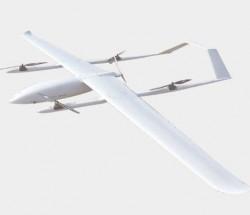 天星二号无人机精准农业无人机固定翼无人机应急救灾无人机