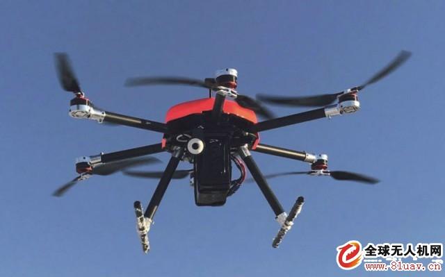 QinetiQ为加拿大海军模拟演示小型无人机威胁