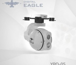 数字鹰YPO-05双光三轴稳定吊舱