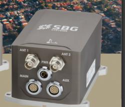 sbg高精度MEMS组合导航产品