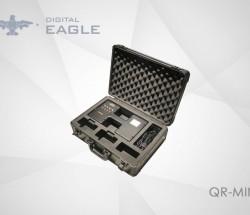 数字鹰QR-MINI无人机反制设备手持/固定两用