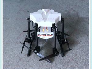 INNOUAV定制植保机10KG多轴无人机喷