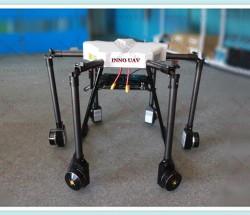 INNOUAV定制植保机20KG多轴无人机工业应用测绘拉线机