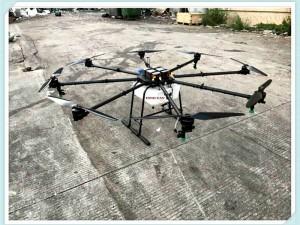 INNOUAV定制植保机20KG无人机喷农药
