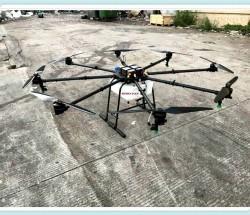 INNOUAV定制植保机20KG无人机喷农药飞机八轴遥控飞机