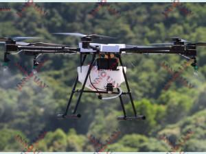 INNO定制无人机载重15公斤多轴植保