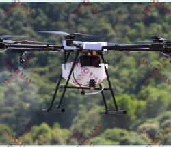 INNO定制无人机载重15公斤多轴植保机六轴遥控飞机