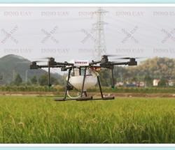 INNOUAV定制植保机10公斤六轴无人机工业航拍测绘拉线机