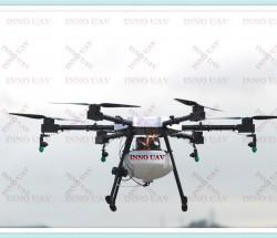 INNOUAV定制植保机10KG六轴喷洒农药无人机遥控飞机