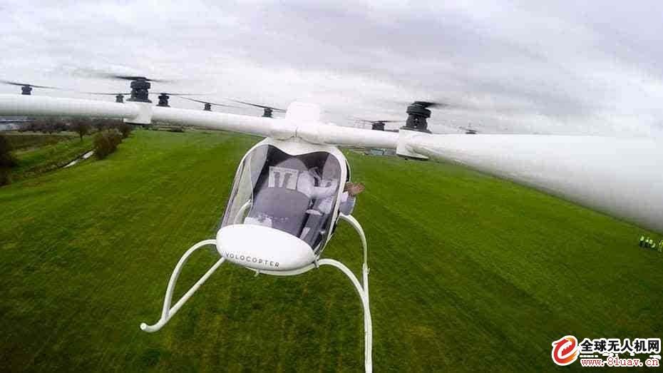 無人機領域還有什么不可能?