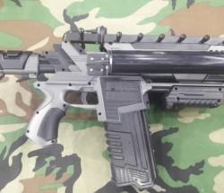 DDS0001S無人機干擾槍,干擾槍,無人機干擾