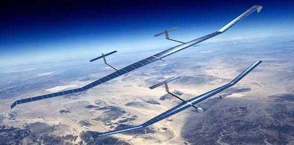 太阳能无人机