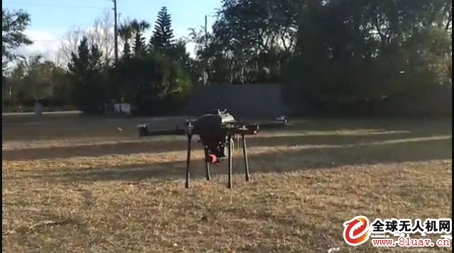 Harris Aerial混合动力无人机欲将引领市场