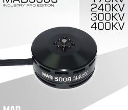 MAD 輕量化多軸/旋翼盤式無刷電機 IPE防水防塵5008
