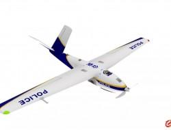 SP-7固定翼无人机 测绘无人机 高便