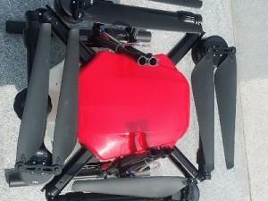 四旋翼植保無人機載重10公斤