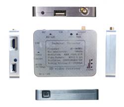 无人机专用图传,数字无线传输设备,远距离无线监控,新品图传