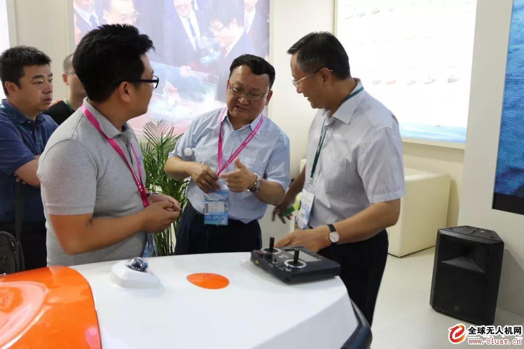 亮相北京環保展 | 用無人科技助力水質監測換擋提速