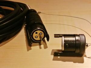 光纤扩束连接器