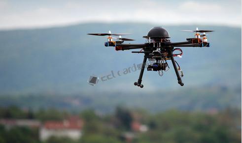 谁说没GPS信号的地方,无人机就不会自己飞?