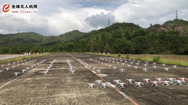无人机编队表演 无人机编队表演公司 亿航