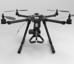 中航恒拓發布帶機械抓手的教學無人機HT500D