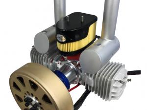 DA100 EFI电喷发动机