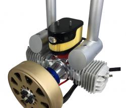 DA100 EFI電噴發動機