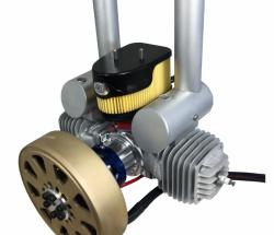 DA120 EFI電噴發動機