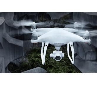 大疆 Phantom 4 Advanced 个人航拍