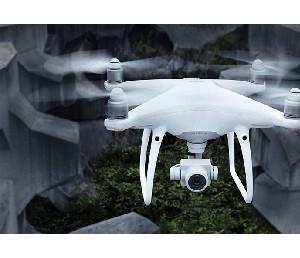 大疆 Phantom 4 Advanced 個人航拍無人機 五目機器視覺
