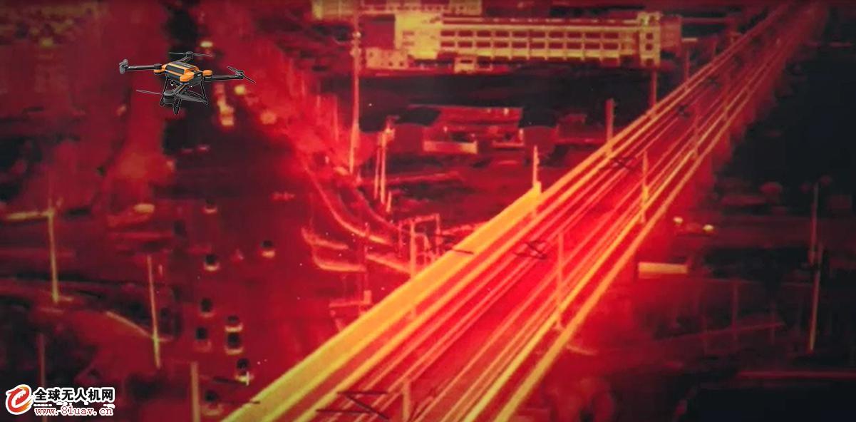 浅析普宙工业无人机在高铁巡检领域的应用