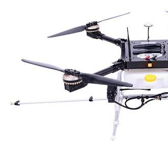 山东卫士 WSZ-0410多旋翼植保无人机