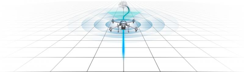 极飞科技P系列2019 款植保无人机系统