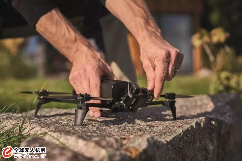 无人机一体化热成像解决方案