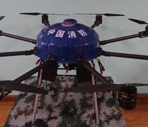 山东猎鹰公司 应急救援无人机