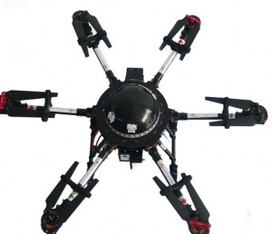 """山東獵鷹公司 """"小鷹""""FASC警用工業級無人駕駛航空器"""