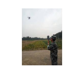 山东猎鹰公司 警用无人机