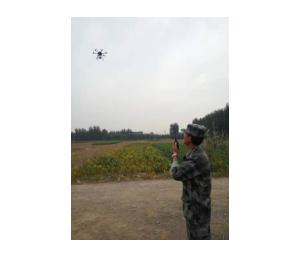 山東獵鷹公司 警用無人機