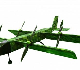 山东猎鹰公司 LY—B4倾转变翼无人机