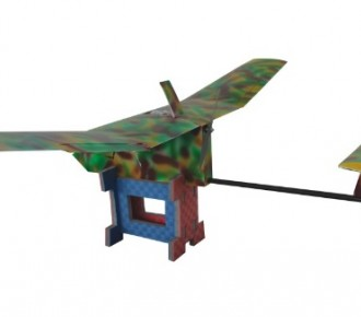 山东猎鹰公司 单兵侦察机