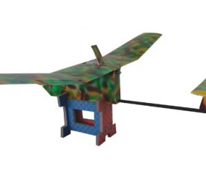 山東獵鷹公司 單兵偵察機