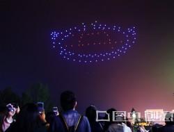 被无人机编队表演刷屏的2018年