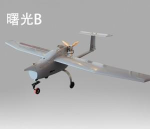 天津曙光敬业 曙光B型固定翼无人机 油动长航时