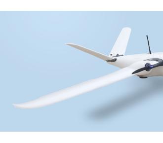 YX-4电动V尾布局无人机 单兵高精准