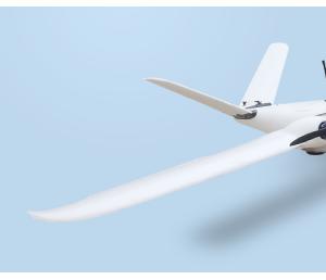 YX-4电动V尾布局无人机 单兵高精准度低成本