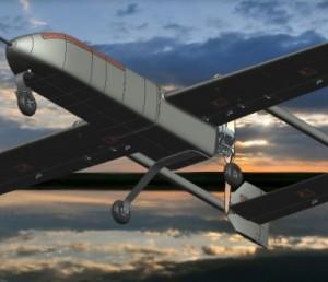 天津三爻航空 SG-001固定翼无人机