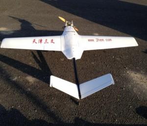 天津三爻航空SG-003固定翼无人机